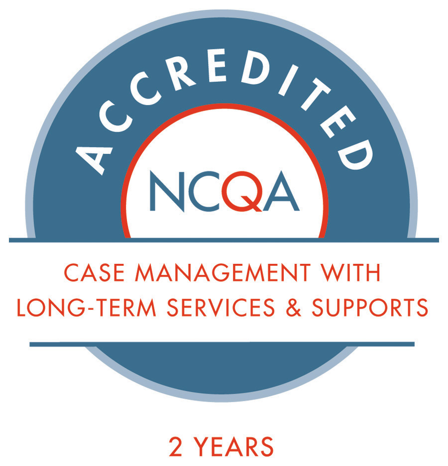 NCQA Accredited badge